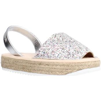 Sapatos Rapariga Sandálias Ria 21920 21224 Silver