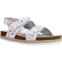Sapatos Rapariga Sandálias Asso AG11012 Branco