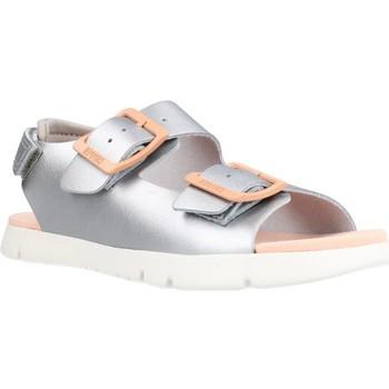 Sapatos Rapariga Sandálias Camper 005 ORUGA Silver