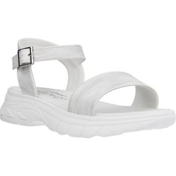 Sapatos Rapariga Sandálias Conguitos LV553003 Silver