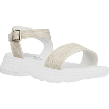 Sapatos Rapariga Sandálias Conguitos LV553003 Ouro