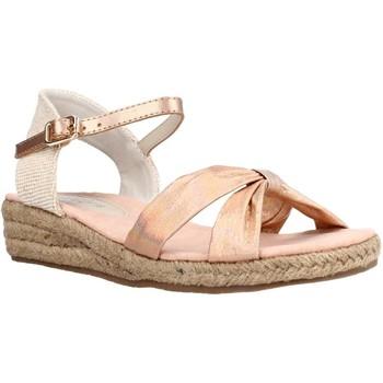 Sapatos Rapariga Sandálias Conguitos LV555712 Rosa
