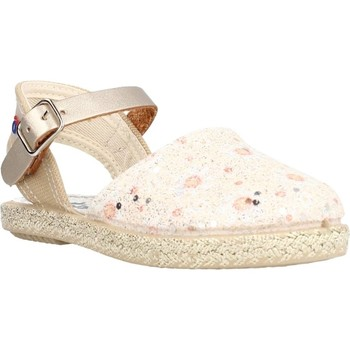 Sapatos Rapariga Alpargatas Conguitos LVS14543 Ouro