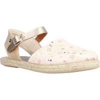 Sapatos Rapariga Sapatos & Richelieu Conguitos LV121569 Ouro