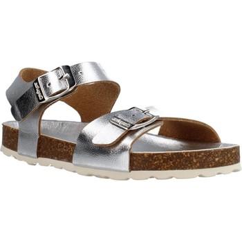 Sapatos Rapariga Sandálias Conguitos LV128575 Silver