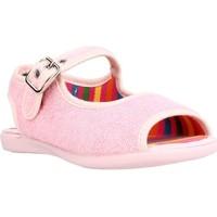 Sapatos Rapariga Chinelos Chispas 38245000 Rosa