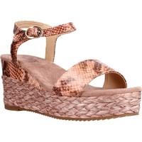 Sapatos Mulher Sandálias Alma Blue BL6200 Rosa