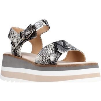 Sapatos Mulher Sandálias Alma Blue V21BL7500 Multicolorido