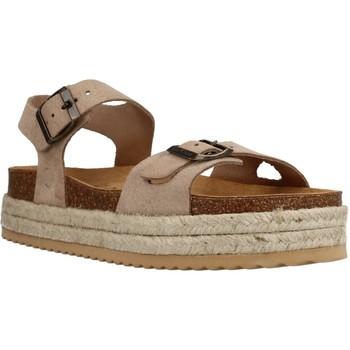 Sapatos Rapariga Sandálias Bio Bio 71119ZANIA Marron