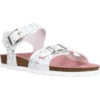 Sapatos Rapariga Sandálias Bio Bio 71119ZULYVENA Branco