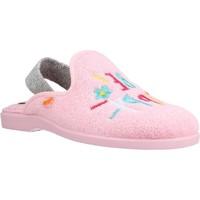 Sapatos Rapariga Chinelos Vulladi 4101 052 Rosa