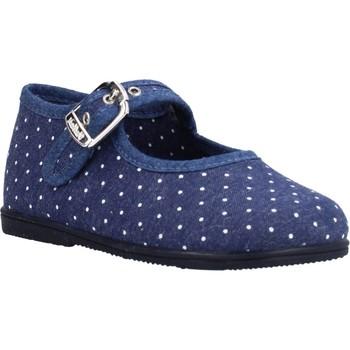 Sapatos Rapariga Sapatos & Richelieu Vulladi 729 590 Azul