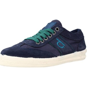 Sapatos Homem Sapatilhas Duuo NEW PERE 03 Azul