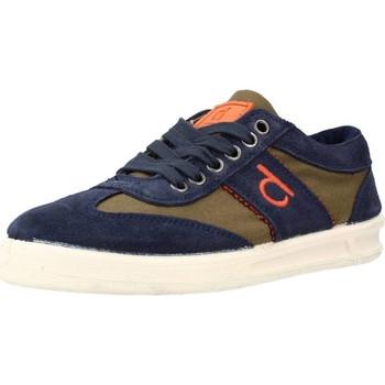 Sapatos Mulher Sapatilhas Duuo NEW PERE 07 Azul