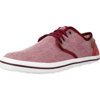 Sapatos Mulher Sapatilhas Duuo GONZALO 13 Vermelho