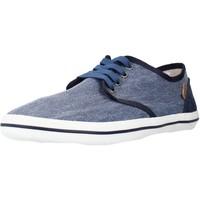 Sapatos Homem Sapatilhas Duuo GONZALO 12 Azul