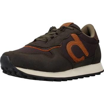 Sapatos Homem Sapatilhas Duuo CALMA 138 Verde