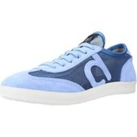 Sapatos Mulher Sapatilhas Duuo M0OD 020 Azul