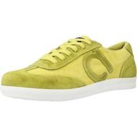 Sapatos Mulher Sapatilhas Duuo M0OD 025 Amarelo