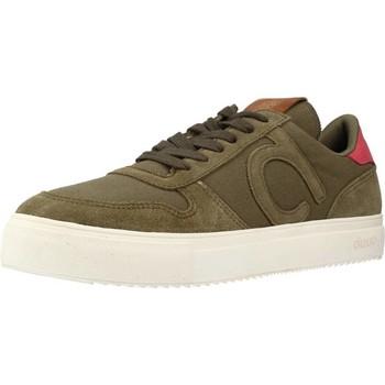 Sapatos Homem Sapatilhas Duuo RADIO 007 Verde