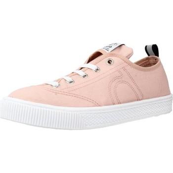 Sapatos Homem Sapatilhas Duuo RIDE 002 Rosa
