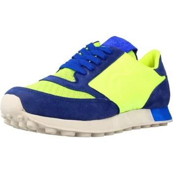 Sapatos Homem Sapatilhas Duuo SOUND 005 Amarelo