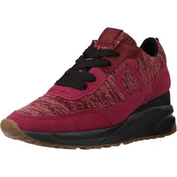 Sapatos Mulher Sapatilhas Duuo RAVAL 018 Vermelho