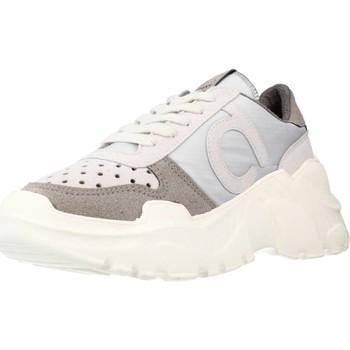 Sapatos Homem Sapatilhas Duuo TALK 012 Branco