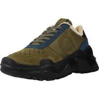Sapatos Mulher Sapatilhas Duuo TALK 016 Verde