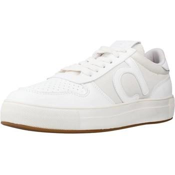 Sapatos Homem Sapatilhas Duuo FENIX 002 CF Branco