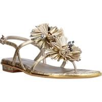 Sapatos Mulher Sandálias Joni 20005J Ouro