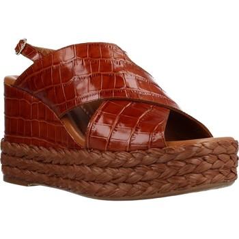 Sapatos Mulher Sandálias Joni 20312J Marron