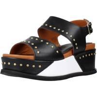 Sapatos Mulher Sandálias Café Noir C1HH1340 Preto