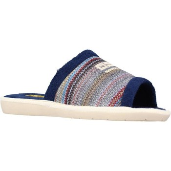 Sapatos Homem Chinelos Nordikas 1511B Azul