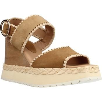 Sapatos Mulher Sandálias PALOMA BARCELÓ VAUDES Marron