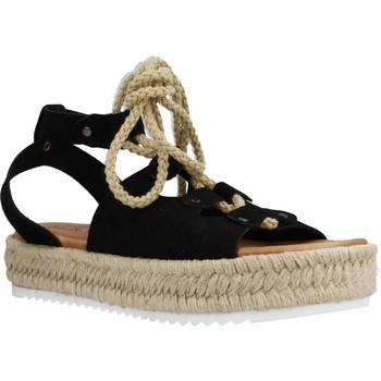 Sapatos Mulher Alpargatas Porronet 2763P Preto