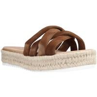 Sapatos Mulher Sandálias Porronet 2765P Marron