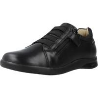 Sapatos Rapariga Sapatilhas Garvalin 171701 Preto