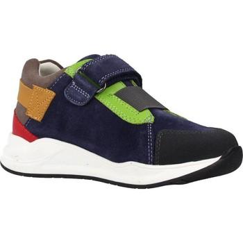 Sapatos Rapaz Sapatilhas Garvalin 201356 Azul