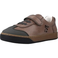Sapatos Rapaz Sapatilhas Garvalin 201450 Marron