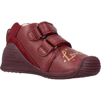 Sapatos Rapariga Botins Biomecanics 211110 Vermelho