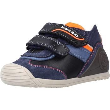 Sapatos Rapaz Sapatilhas de cano-alto Biomecanics 211142 Azul