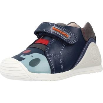 Sapatos Rapaz Sapatilhas de cano-alto Biomecanics 211147 Azul