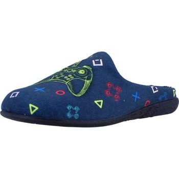 Sapatos Rapaz Chinelos Vulladi 3253 140 Azul