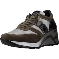 Sapatos Mulher Sapatilhas Cetti C1145 Marron