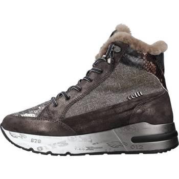 Sapatos Mulher Botins Cetti C1229 Marron