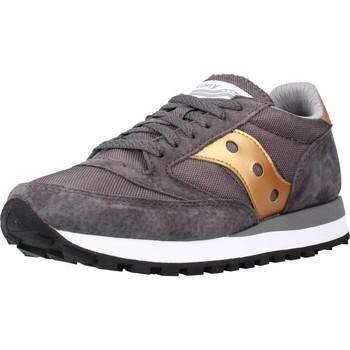 Sapatos Mulher Sapatilhas Saucony 18 JAZZ 81 Cinza