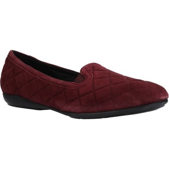 Sapatos Mulher Sabrinas Geox D ANNYTAH Vermelho