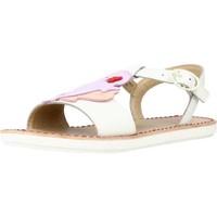 Sapatos Rapariga Sandálias Camper MIKOSAND Beis