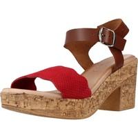 Sapatos Mulher Sandálias Chardi 4021CH Vermelho